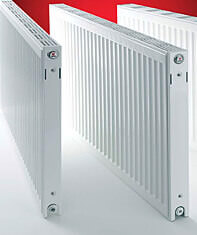 600mm High Radiators