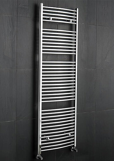 Curved Towel Warmer