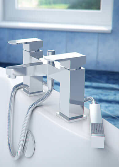 Buy Bathroom Taps Basin Amp Bath Taps Qs Bathrooms Uk
