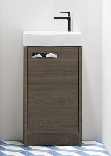 Vanity Units for Compact Bathrooms
