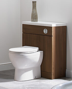 Back to Wall Toilet Units