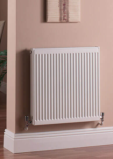 300mm High Radiators