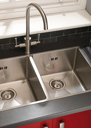 SALE! Kitchen Sinks - One Bowl / Two Bowl / Inset & Undermount Sinks