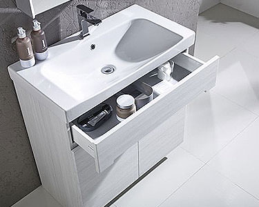 Large Bathroom Vanity Units