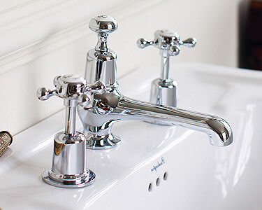 2 or 3 Hole Basin Tap Set