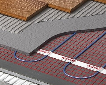 Underfloor heatings