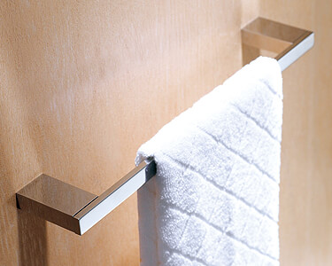 Single & Double Towel Rail