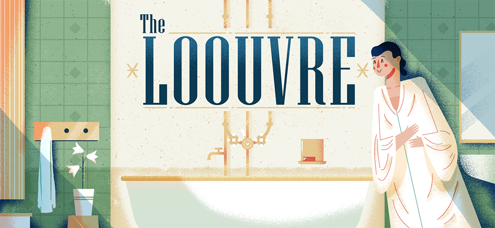 The Loouvre